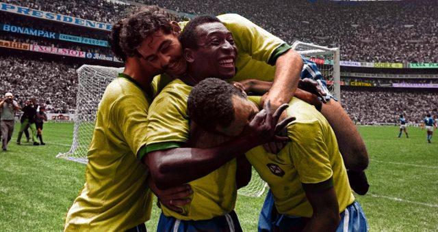 WIE GUT WAR BRASILIEN BEI DER WM 1970?