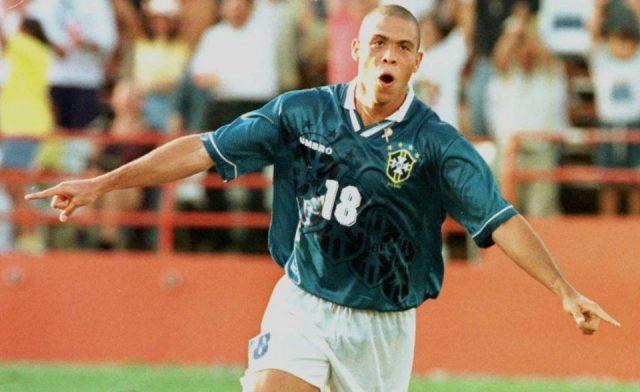 VIDEO: Ronaldo bei Olympia