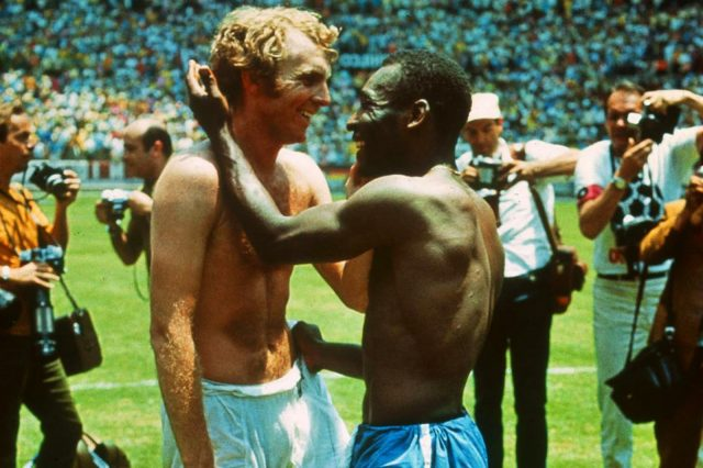 VIDEO: Bobby Moore gegen Brasilien (1970)