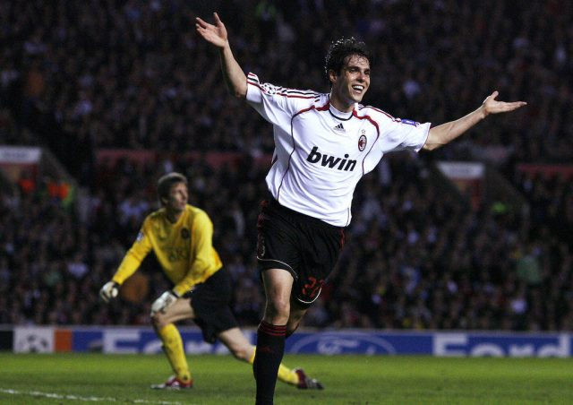 VIDEO: Manchester United vs. AC Mailand (2007)