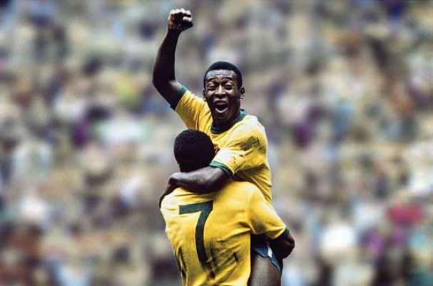ZEHN GRÜNDE: Warum Pelé vielleicht noch immer der Beste ist